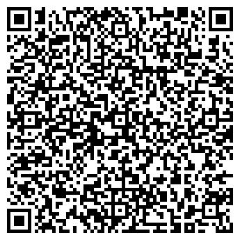 QR-код с контактной информацией организации АБАКАН-ПЛАСТ