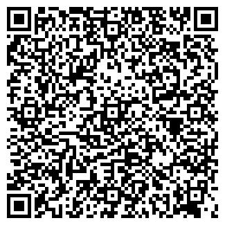 QR-код с контактной информацией организации РУСЬ ДОК