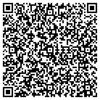 QR-код с контактной информацией организации ИНТЕРСПОРТСЕРВИС, ООО