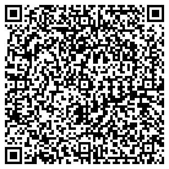 QR-код с контактной информацией организации ХРОФ КАНИКУЛЫ