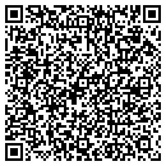 QR-код с контактной информацией организации ЗАО МПК «Ангарский»