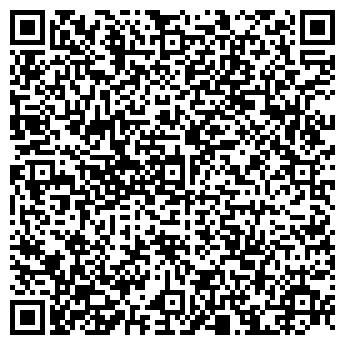 QR-код с контактной информацией организации ЭДЕЛЬВЕЙС АО