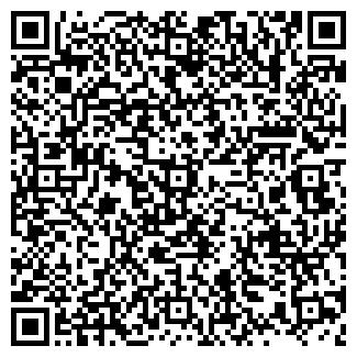 QR-код с контактной информацией организации РОМАШКА, МУП