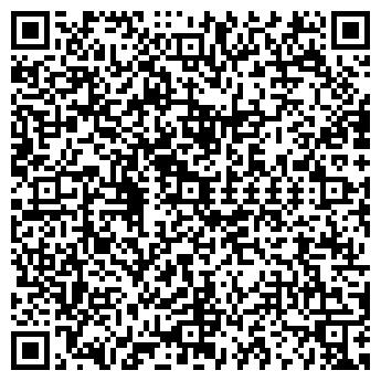 QR-код с контактной информацией организации ДАУРСКИЙ ЛЕСПРОМХОЗ