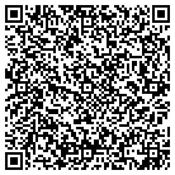 QR-код с контактной информацией организации ДЕЛОВОЕ СОТРУДНИЧЕСТВО