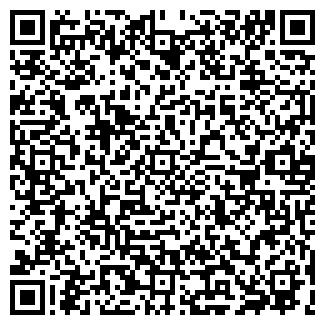 QR-код с контактной информацией организации НОВЫЙ ЭТАП