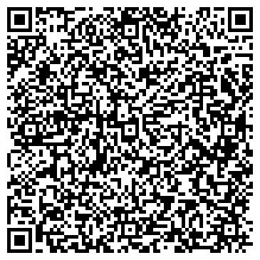 QR-код с контактной информацией организации Пекарня Трунилиных