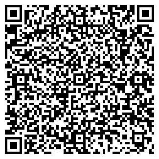 QR-код с контактной информацией организации АВЕО, ООО