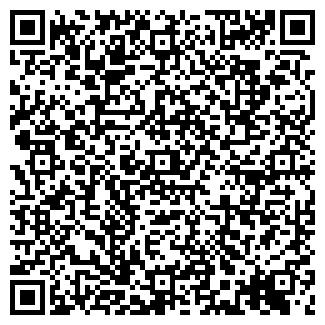 QR-код с контактной информацией организации ЕЛЕНА ТД