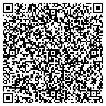 QR-код с контактной информацией организации Трамвайное депо им. Русакова