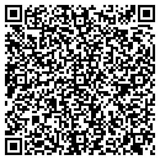 QR-код с контактной информацией организации ПЛАСТКОМ