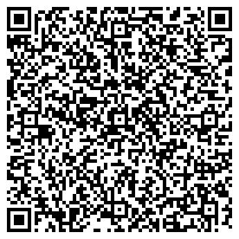 QR-код с контактной информацией организации МАГАЗИН № 1 ОАО ТРАНССИБНЕФТЬ