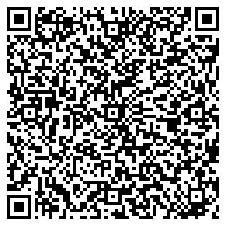 QR-код с контактной информацией организации ЛИНГВА НПО