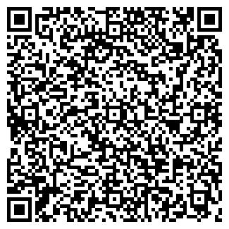 QR-код с контактной информацией организации РУСФИНАНС
