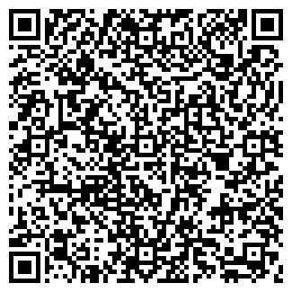QR-код с контактной информацией организации ЧОП ГЛОК+