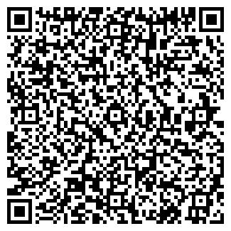 QR-код с контактной информацией организации ВОСТОК АВТО