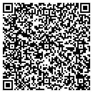 QR-код с контактной информацией организации ЛЕДЬ
