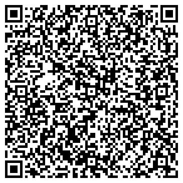 QR-код с контактной информацией организации ДЕМОКРАТИЧЕСКОЕ УПРАВЛЕНИЕ ПРООН