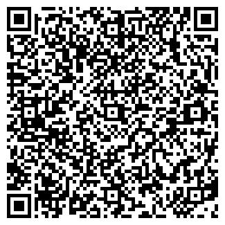 QR-код с контактной информацией организации НОВЫЕ ШТОРЫ
