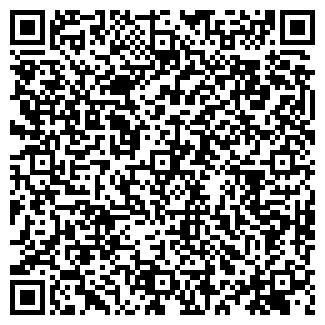 QR-код с контактной информацией организации ПИЦЦЕРИЯ