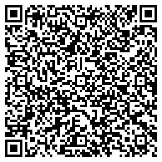 QR-код с контактной информацией организации КЛИНИЧЕСКАЯ БОЛЬНИЦА