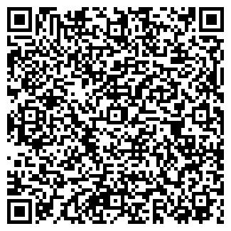 QR-код с контактной информацией организации МАГЕСТРАЛЬ