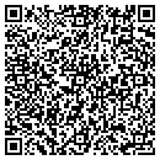 QR-код с контактной информацией организации ООО М-СЕРВИС