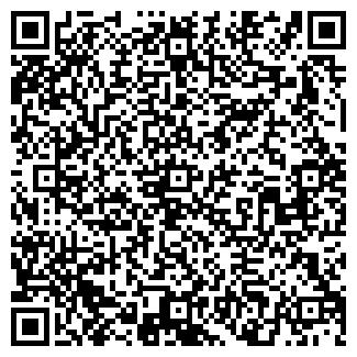 QR-код с контактной информацией организации ООО ЛЕОДР
