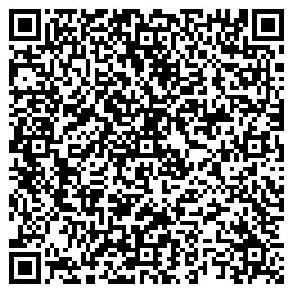 QR-код с контактной информацией организации МАТВЕЕВ Ю.В.