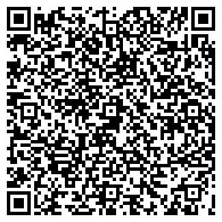 QR-код с контактной информацией организации ООО КРИСТА