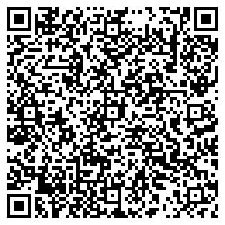 QR-код с контактной информацией организации АНФАНГ ФИРМА
