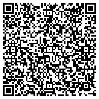 QR-код с контактной информацией организации ООО ПРИНТ-АВТО