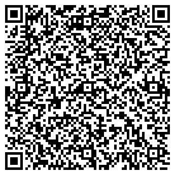 QR-код с контактной информацией организации ОАО БАНК БАКАЙ