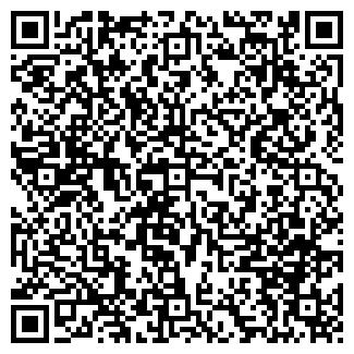 QR-код с контактной информацией организации ЗАО ИНЭКСИМБАНК