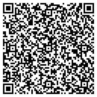 QR-код с контактной информацией организации ИНРОСТ
