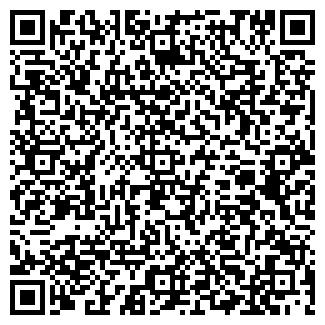 QR-код с контактной информацией организации ООО МОЛОТ