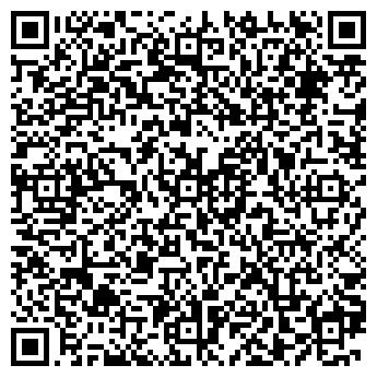 QR-код с контактной информацией организации КРАСНЫЙ ОКТЯБРЬ, ЗАО