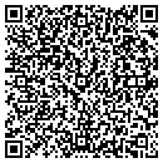 QR-код с контактной информацией организации ДВЕ ЛИНИИ