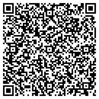 QR-код с контактной информацией организации ОАО ИНТЕРХИМ