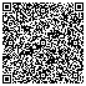 QR-код с контактной информацией организации АНГАРСКИЙ ЛЕСПРОМХОЗ, ЗАО