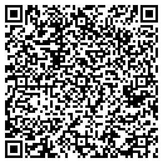 QR-код с контактной информацией организации БРАТСКАЯ НЕДЕЛЯ