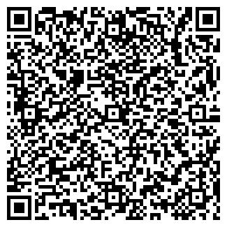 QR-код с контактной информацией организации БРАТСККНИГА