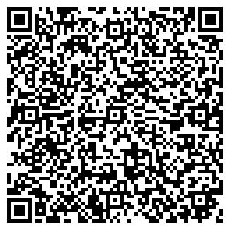 QR-код с контактной информацией организации БРАТСКФАРМ