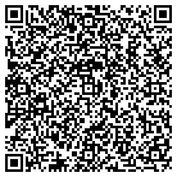 QR-код с контактной информацией организации АНГАРСКАЯ ЛЕСОПЕРЕВАЛОЧНАЯ БАЗА, ОАО