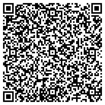 QR-код с контактной информацией организации БРАТСКИНВЕСТЛЕС, ЗАО