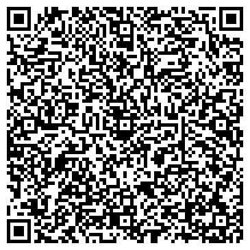 QR-код с контактной информацией организации ВЕНГЕРОВСКАЯ ЦЕНТРАЛЬНАЯ РАЙОННАЯ БОЛЬНИЦА