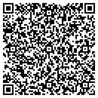 QR-код с контактной информацией организации САВАНА, ООО