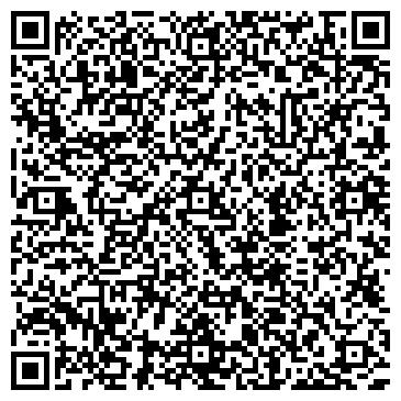 QR-код с контактной информацией организации ОАО ГУРЬЕВСКИЙ МЕТАЛЛУРГИЧЕСКИЙ ЗАВОД