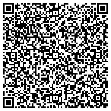 QR-код с контактной информацией организации № 12 ЦЕНТРАЛЬНАЯ РАЙОННАЯ