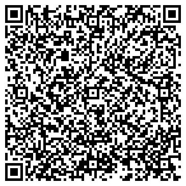 QR-код с контактной информацией организации ОДЕРОВ АЛЕКСЕЙ ЮРЬЕВИЧ, ИП